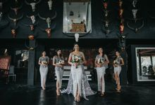 Wedding of Siska & Hari by Ananda Yoga Organizer