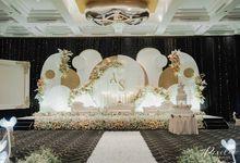 Swiss-Belhotel Mangga Besar, 26 Jun '21 by Pisilia Wedding Decoration