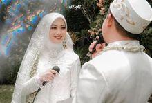 Anindya & Syaihu (Intimate Wedding) by Ailight
