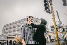 Prewedding  of Anka and Hawin by Diurna Story