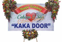 flower board by Citra Florist