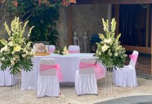 Bluesteps Private Wedding by the keraton