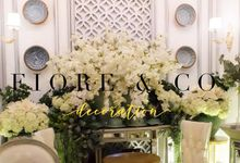 Our Exhibition Booth by FIORE & Co. Decoration