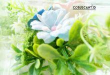 Wira & Dara Wedding Ring Box by Coruscant.id