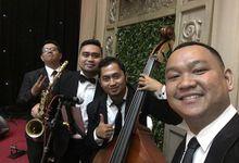 Bumi Pewayangan TMII JKT  Pernikahan Dewi & Rahman by Kaleb Music Creative