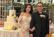 Jeffry and Yulie wedding day by Amour Management
