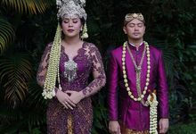 Wedding Ryo and Vindy by UK International Jakarta