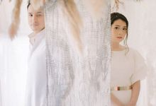 Alya & Arman pre wedding by Nina Nasution