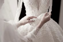 Melisa & Kiki Wedding by The Ivy Atelier