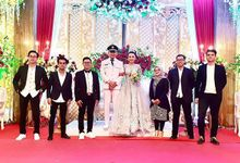 Portofilio Wedding & Event by SENSOR INDONESIA