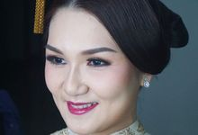 Ms. Rose  by MRS Makeup & Bridal