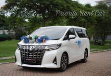 P R C by Priority Rent car