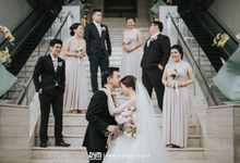 Edwin & Dhea Wedding Day by RYM.Photography