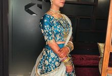 Brides by Makeovers By Kamakshi Soni