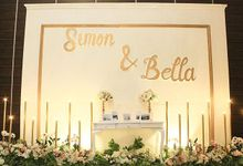 Simon & Bella At Whiz Prime Hotel by indodecor