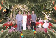 Sweet Seventeen of Angelique Limanto by Inspire Photobooth