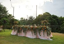 Autumn in Ubud by CITTA Wedding
