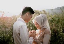 Prewedding & wedding by Joss Photograph