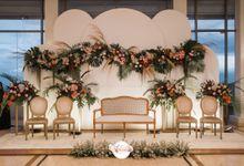 Pernikahan Adat Sunda by Art Deco Luxury Hotel Ciumbeleuit Bandung