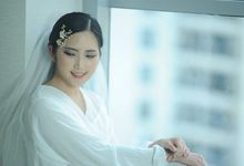 My Bride Kelly  by valentinemakeupart