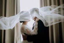 WEDDING OF DANIE AND CARLA SHERLITA by VEZZO STUDIO by Christie Basil