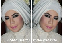 WEDDING - AISYAH/AAN by NANA Rias Pengantin