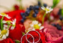Gerald & Geraldine Wedding by Happyflorals