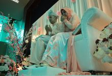 Muslim Wedding by Christy Ng Shoes