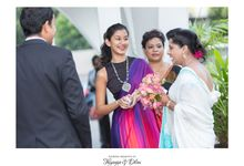 Wedding of Thiyangie & Dilan by DR Creations