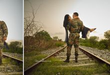 Paramveer & Priyanka by vjharshaphoto