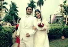 Cikha & Erick's The Wedding by Petrichor Indonesia