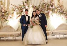 MC Wedding Holiday Inn suits Gajah Mada Jakarta - Anthony Stevven by Anthony Stevven