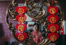 Wedding of Zhan JingNing & Zhang JiaoYan by Le Grande Bali Uluwatu