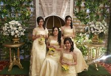 Wedding Firman&Wulan by Classic Pagar Ayu