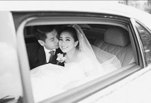 The Wedding Of Davin & Marsha by Priority Rent car