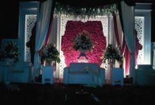 wedding ina & a wawan by unique wedding planner