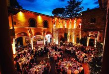 Wedding in Tuscany Italy • Italian Style by Fantasia Romantica