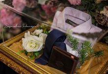NADIRA & ARIF ENGAGEMENT by Seserahan Indonesia