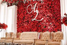 Wedding of Alex and Lusiana by Casablanca Design