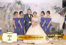 Wedding of Malvin & June by Inspire Photobooth
