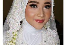 Muslimah Bride by R & E Bridal