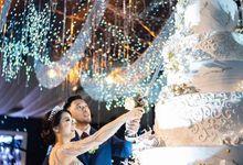William & Alexandra by Evergreen Cake Boutique