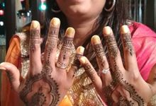 Night Henna Party by Arme Henna Art