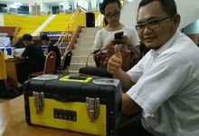 vendor HT Kejuaraan pencak silat nasional 2019 by ezzy vendor HT Handy Talky Event | Jakarta - Depok
