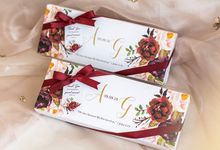 The wedding of Alex & Grace by Tea & Co Gift