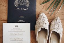 The Wedding of Talitha & Dimas by Tea & Co Gift