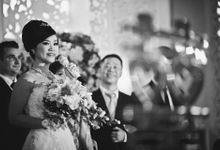 Matthew & Calista The Wedding by Voltaire Photography