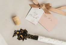 The Wedding of Marsha & Ary by Tea & Co Gift