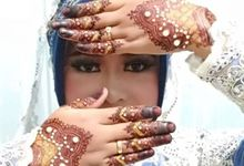Dini Wedding Day by Arme Henna Art