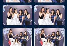 Sweet Seventeen of Karen Marcelina by Inspire Photobooth